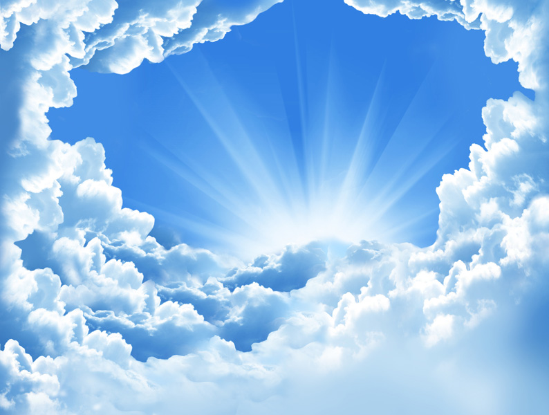 картинка для презентации солнце в небе турцию, девушка
