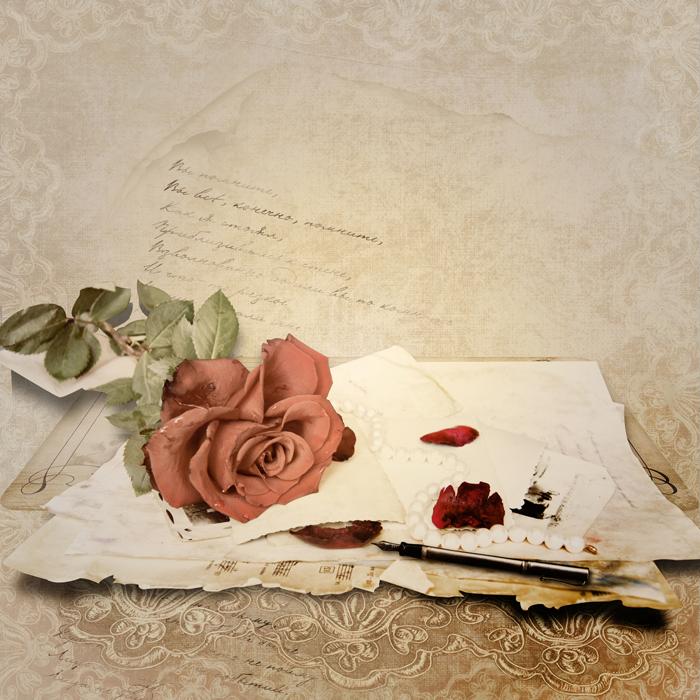 Винтажные розы обои для рабочего стола
